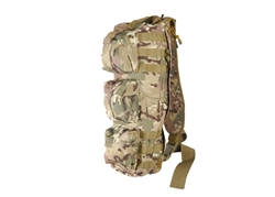 Lancer Tactical Shoulder Sling Pack Go-Bag (Multi-Camo)