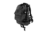 Lancer Tactical MOLLE 3-Day Assault Pack (Black)