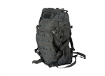 Lancer Tactical Fast Pack EDC Bag (Black)