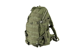 Lancer Tactical Fast Pack EDC Bag (Olive Drab)