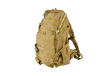 Lancer Tactical Fast Pack EDC Bag (Tan)