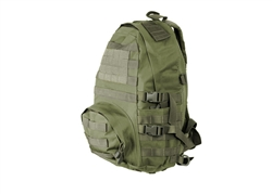 Lancer Tactical MOLLE Patrol Pack (Olive Drab)