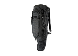 Lancer Tactical MOLLE Sniper Rifle Carry Backpack (Black)