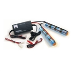 Power Package - 9.6v 1600 mAh Butterfly Battery & Smart Charger