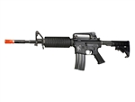 WE M4-A1 Full Metal Airsoft Electric Gun (Black)