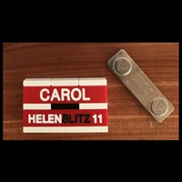 Custom LEGO HelenBlitz Name Tag