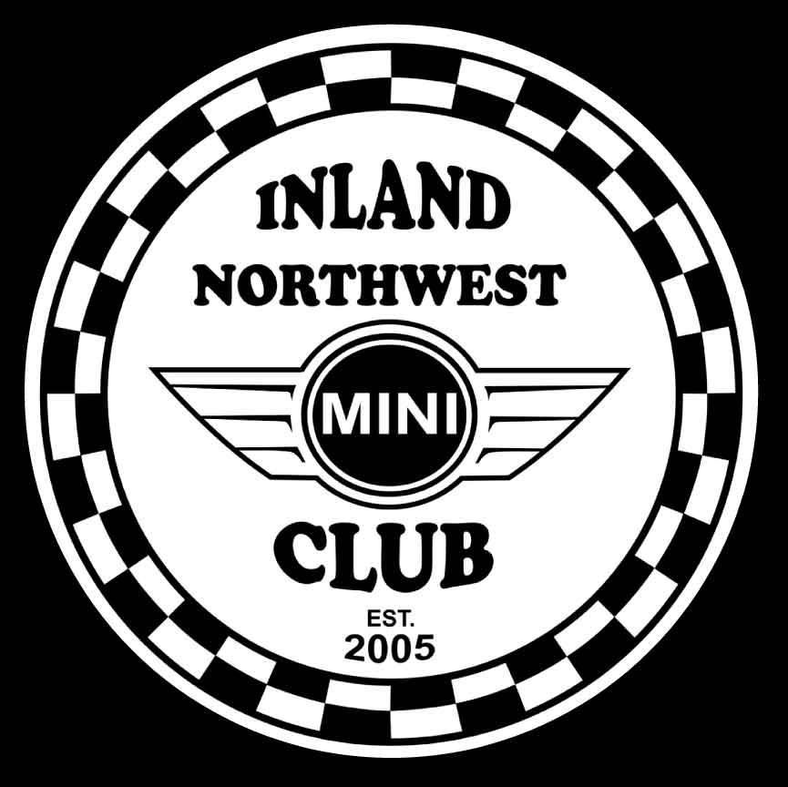 Inland Northwest Mini Club Vinyl Sticker Or Cling