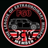 LXM GEN3 JCW F60 Decal or Grill Badge