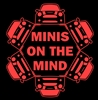 MINIS On The Mind 6 MINIS Cut Vinyl