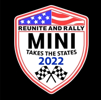 MTTS 2020 Small Shield Vinyl Decal 5 x 4.25