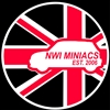 NWI MINIacs Black Red Jack
