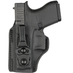 SAFARILAND MODEL 17T TUCKABLE INSIDE-THE-WAISTBAND CONCEALMENT HOLSTER, FOR SIG 365, LEFT HANDED
