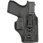 SAFARILAND MODEL 17T TUCKABLE INSIDE-THE-WAISTBAND CONCEALMENT HOLSTER, FOR SIG 320, RIGHT HANDED