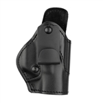 SAFARILAND MODEL 27 INSIDE-WAIST-BAND CONCEALMENT HOLSTER, J-FRAME