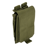5.11 LARGE DROP POUCH, TAC OD GREEN