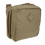 5.11 6X6 Med Pouch, Sandstone