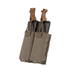 FirstSpear SPEED RELOAD PISTOL MAG CARRIER, DOUBLE, OD GREEN, MOLLE