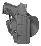 SAFARILAND 578 PRO FIT CONCEALMENT HOLSTER, RH, BLACK, FITS OVER 100 DIFFERENT GUNS!
