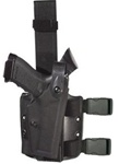 SAFARILAND 6004 HOLSTER FOR USP COMPACT, RH (BLACK)
