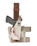 SAFARILAND 6004 HOLSTER FOR COLT 1911 (AND OTHERS), RH (DAY DESERT)