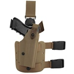 SAFARILAND 6005 HOLSTER FOR BERETTA 92F, RH (BROWN FLAT DARK EARTH)