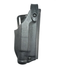Safariland 6280 SLS Mid-Ride Level-II Duty Holster, Glock 17, 22 w/SF X400 & 19/23 w/SF X400, STX Tactical, Black, RH