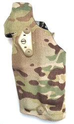 Safariland 6354DO Tactical Holster, Glock 17/22 w/ITI M3 Light or Surefire X200 / X300, Multi-Cam,Left Hand