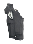 Safariland 6354DO Tactical Holster, Glock 17/22 w/ITI M3 Light or Surefire X200 / X300, Black,Left Hand