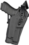 Safariland 6360RDS - ALS®/SLS MID-RIDE, LEVEL III RETENTION™ DUTY HOLSTER, M&P 2.0 CORE WITH X300, STX TACTICAL FINISH, RIGHT HANDED