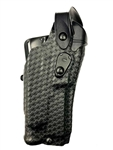 Safariland 6360RDS - ALS®/SLS MID-RIDE, LEVEL III RETENTION™ DUTY HOLSTER, M&P 2.0 CORE WITH X300, STX BASKETWEAVE, RIGHT HANDED