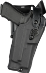 Safariland 6365RDS Holster for Glock 17/22 w/ITI M3 Light or Surefire X200 / X300U, STX Tactical Finish, RH
