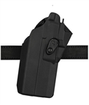 SAFARILAND 7376RDS HOLSTER FOR GLOCK 19 WITH LIGHT AND OPTIC, BLACK, RH