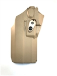 Safariland MODEL 7377RDS – 7TS™ ALS® CONCEALMENT BELT LOOP HOLSTER Glock 17 Gen 1-5 With X300, Right Handed, TAN