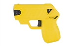 TASER PULSE+ UNIT SUNSHINE YELLOW W/ LASER, BATTERY, AND 2 LIVE CARTRIDGES