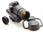 Aimpoint CompM4s with QRP2 Mount, AR15 Spacer, Rubber Bikini Lens Cover