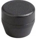 ASP BATON GRIP CAP, TEXTURED BLACK