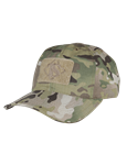 TRU-SPEC CONTRACTOR'S CAP, MULTI CAM, Polyester/Cotton