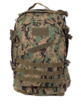 GI SPEC 3-DAY MILITARY BACKPACK, WOODLAND DIGITAL