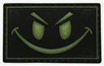 TRU-SPEC GLOW SMILE MORALE PATCH