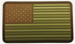 TRU-SPEC AMERICAN FLAG SUBDUED, MULTI