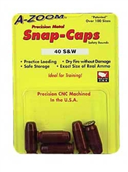 A-ZOOM SNAP-CAPS, 40 S&W (5 PACK)