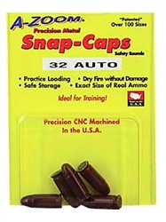 A-ZOOM SNAP-CAPS, 32 AUTO (5 PACK)