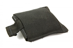 BLUE FORCE GEAR HELIUM WHISPER TEN SPEED ULTRA LIGHT DUMP POUCH, SMALL, BLACK