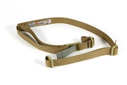 BLUE FORCE GEAR VCAS TWO-POINT SLING, COYOTE BROWN