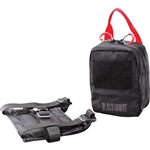 Blackhawk Vehicle QD Med Pouch, Black