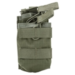 BLACKHAWK TIER STACKED M16/M4/PMAG MAG POUCH - MOLLE, RANGER GREEN