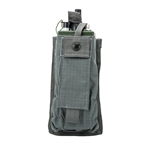 BLACKHAWK STRIKE RADIO POUCH, URBAN GREY