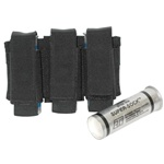 BLACKHAWK S.T.R.I.KE. 40MM POUCH, BLACK (MOLLE)