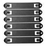 Blackhawk S.T.R.I.K.E Speed Clips 3in, 6 Pack, Black