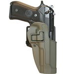 BLACKHAWK® CQC™ SERPA® OLIVE DRAB GREEN HOLSTER FOR BERETTA 92/96 (RIGHT-HANDED)
